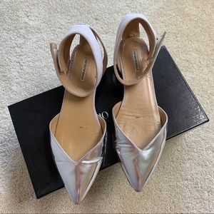 Emporio Armani flat made in Italy